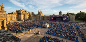 Blenheim Palace Nocturne Concert 2016 accomodation