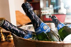 Champagne on Ice Woodstock B&B mini