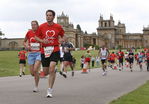 British Heart foundation marathon places to stay