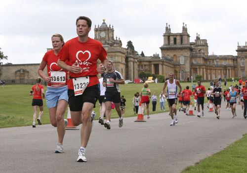 British Heart foundation marathon places to stay