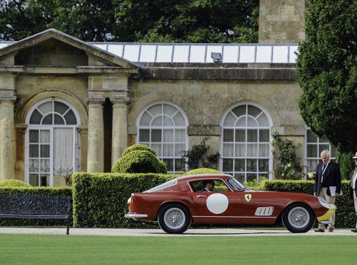 Cars & Coffee Blenheim Palace Accomodation