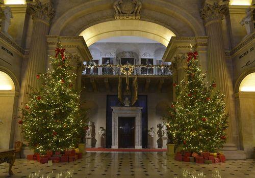 Christmas at the palace Accommodation