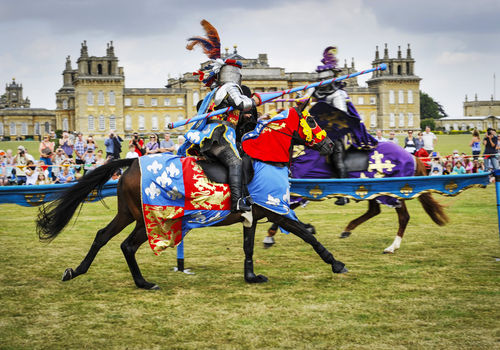 Jousting Tournament Blenheim Palace Accommodation